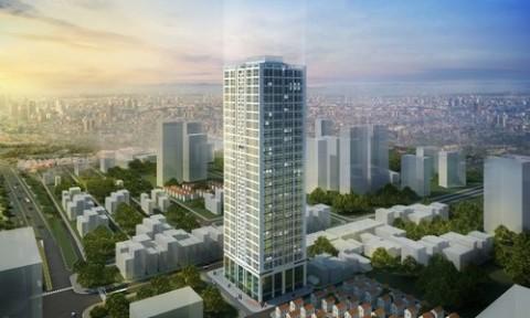 Xây dựng dự án Hanoi LandMark cao 51 tầng tại quận Hà Đông