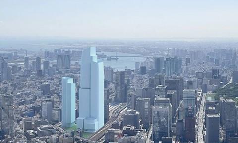 Công bố kế hoạch xây dựng tòa nhà cao nhất ở Nhật Bản