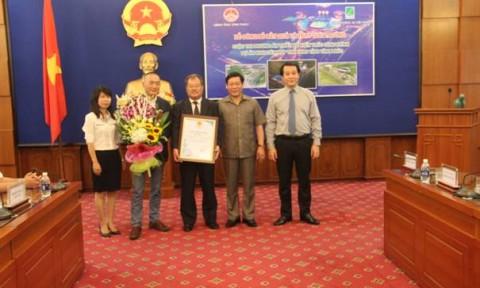 Công bố và trao giải Cuộc thi phương án thiết kế kiến trúc Khu liên hợp thể thao tỉnh Vĩnh Phúc
