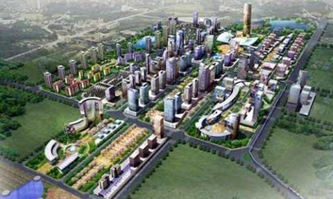Sớm điều chỉnh quy hoạch chi tiết đất xây dựng trụ sở các bộ, ngành