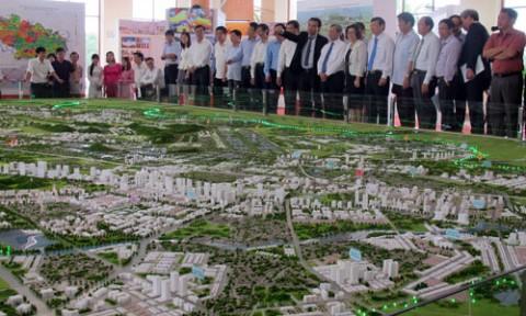 Công bố Quy hoạch chung đô thị Bắc Ninh đến năm 2030, tầm nhìn đến năm 2050