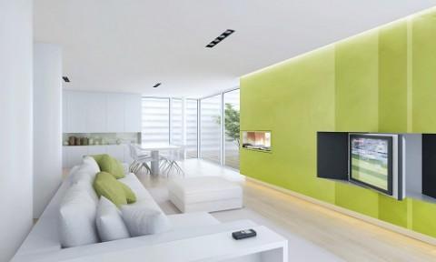 Chọn vật liệu ngăn chia phòng chung cư