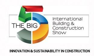 Triển lãm quốc tế về xây dựng và VLXD – The Big 5 năm 2015 tại UAE