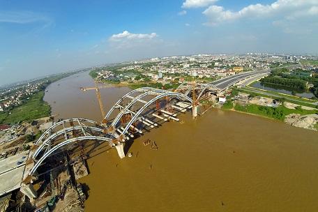 Công trình cầu phục vụ giao thông đô thị tại TP. Hồ Chí Minh