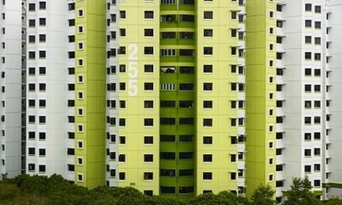 Khám phá vẻ đẹp nhà chung cư qua góc nhìn nhiếp ảnh