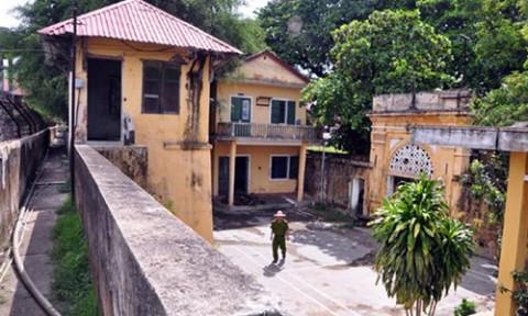 2,5 tỷ đồng cho bảo tồn chứng tích nhà lao Thừa Phủ