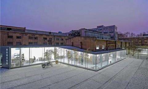 Tái thiết nhà máy cũ thành bảo tàng nghệ thuật đương đại tại Trung Quốc