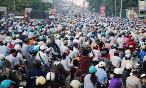 Sức ép quá tải từ quá trình đô thị hóa tại Việt Nam