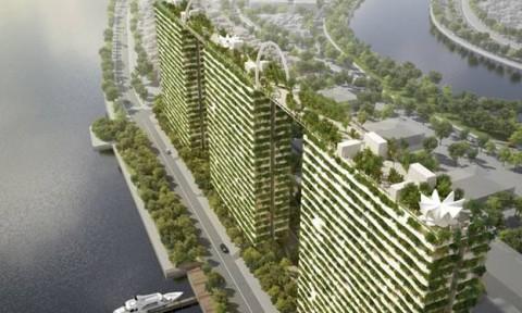 Sự bùng nổ của kiến trúc cây xanh