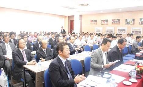 Công nghệ mới cho các kết cấu thép tại Việt Nam và Nhật Bản