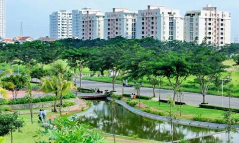 Cần thiết có mảng xanh trong các dự án bất động sản