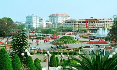 TP Thái Nguyên phát triển đô thị dọc 2 bên sông Cầu