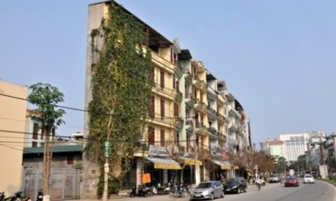"""Hà Nội đã xử lý 252 nhà """"siêu mỏng, siêu méo"""""""