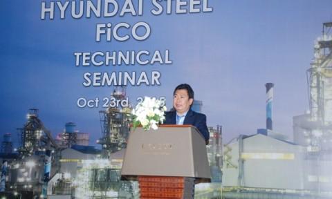 Hyundai Steel giới thiệu thép công nghệ cao