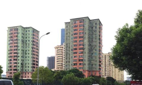 Hà Nội: Hơn 6.600 căn hộ được bán trong quý III/2015