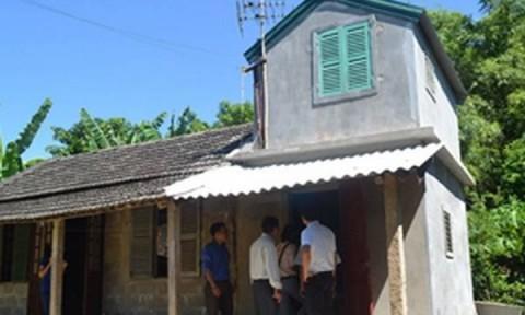 Thừa Thiên-Huế chi hơn 20 tỷ đồng giúp dân xây nhà phòng tránh bão lụt