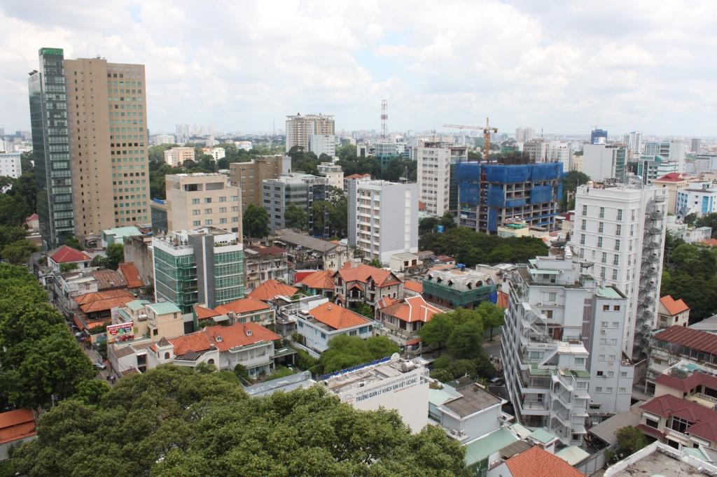 Khu trung tâm Q3 nội đô, Tp. Hồ Chí Minh
