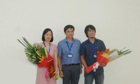 Lễ trao Quyết định bổ nhiệm cán bộ Trường Đại học Kiến trúc Hà Nội