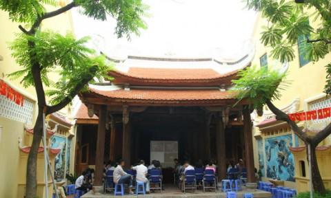 Kinh nghiệm trùng tu và cải tạo di tích số 40 Lãn Ông trong khu phố cổ Hà Nội