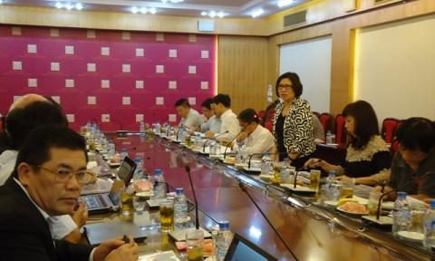 Hội thảo lấy ý kiến các Bộ ngành về đồ án Điều chỉnh quy hoạch xây dựng Vùng Tp. Hồ Chí Minh đến năm 2030 tầm nhìn đến năm 2050