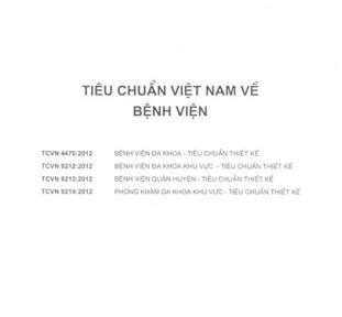 Tiêu chuẩn mới: Tiêu chuẩn Việt Nam về bệnh viện