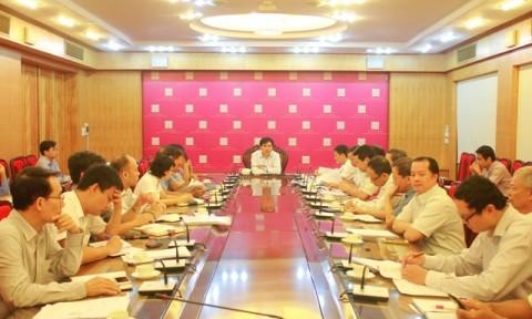 Bộ Xây dựng vào cuộc cùng với chính quyền các đô thị xây dựng lộ trình giải quyết các nhà hết niên hạn sử dụng