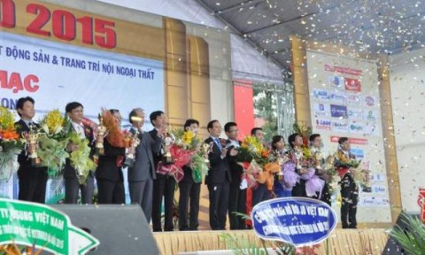 Triển lãm quốc tế VietBuild Cần Thơ năm 2015