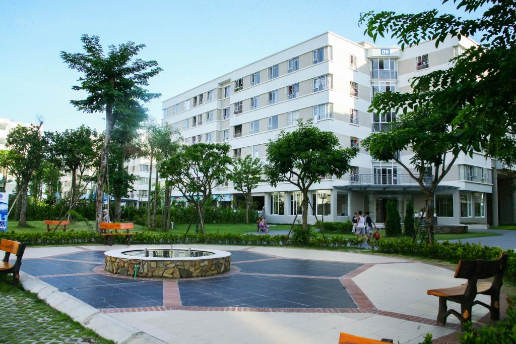 Chung cư thu nhập thấp, khu công nghiệp Linh Chung, Thủ Đức, TPHCM