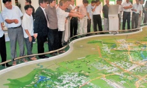 Bảo đảm quy hoạch Thủ đô luôn đi trước một bước