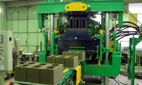 Đức Thành sẽ chế tạo máy gạch không nung theo công nghệ Nhật Bản
