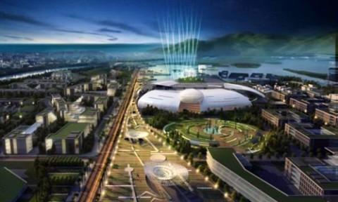 Khánh Hòa chi 4.300 tỷ xây khu trung tâm hành chính hình tổ yến