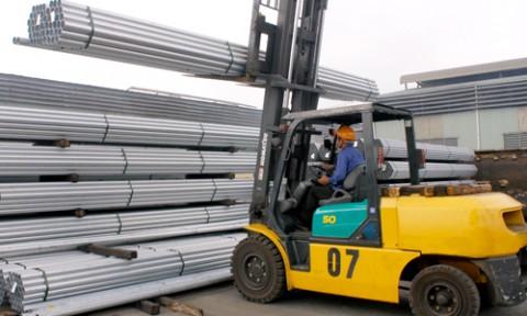 Campuchia: Thị trường lớn cho thép Việt