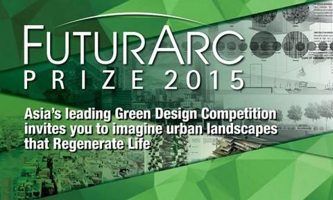 Giải thưởng tìm kiếm những ý tưởng thiết kế tiên phong và sáng tạo cho khu vực Châu Á