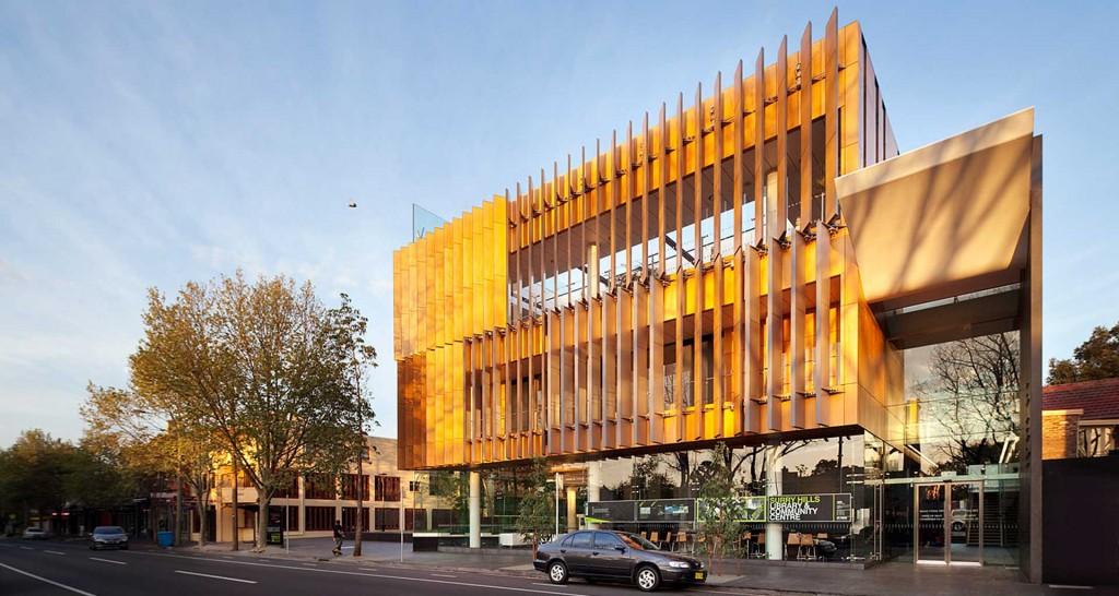 Thư viện Surry Hill, Sydney, Australia