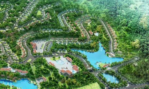 Lâm Sơn Resort –  Không gian nghỉ dưỡng giàu bản sắc của văn hóa Việt Mường