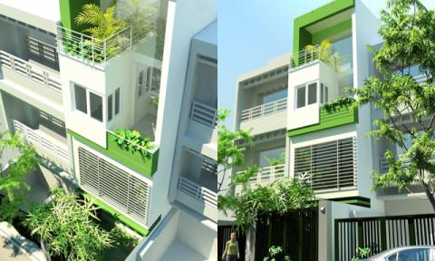 Kiến trúc xanh hiện đại với chiến lược phát triển Thành phố Bắc Giang