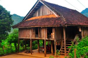 Giữ gìn & Kế thừa Kiến trúc nhà sàn dân tộc Thái