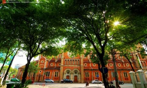 Kiến trúc đô thị của Thành phố Hồ Chí Minh – Những cái nhìn từ xa