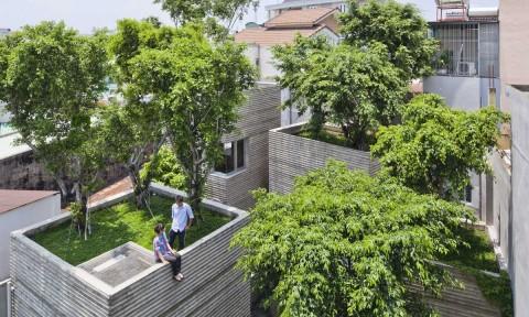 Chiến lược – Giải pháp phát triển công trình xanh Việt Nam