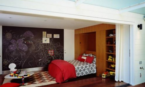 Những chiếc giường hoàn hảo cho không gian nhỏ