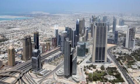 190 tòa nhà chọc trời được xây dựng tại Dubai từ năm 2000