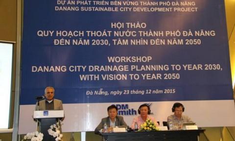 Quy hoạch thoát nước Đà Nẵng đến năm 2030 và tầm nhìn đến 2050