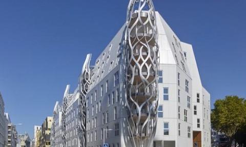 Dự án đổi mới đô thị tại Paris