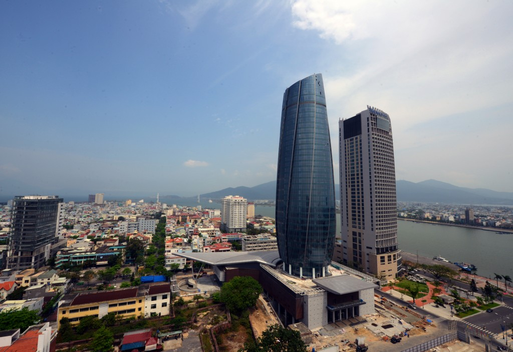 Khu trung tâm hành chính TP. Đà Nẵng
