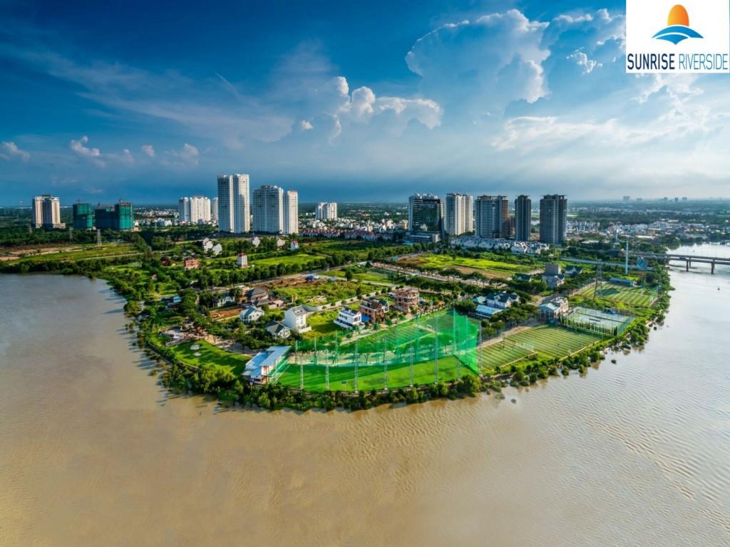 Khu đô thị mới trên bán đảo Thủ Thiêm, Thành phố Hồ Chí Minh