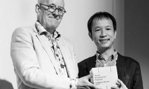 KTS Hoàng Thúc Hào: Kiến trúc phải mang lại lợi ích thiết thực