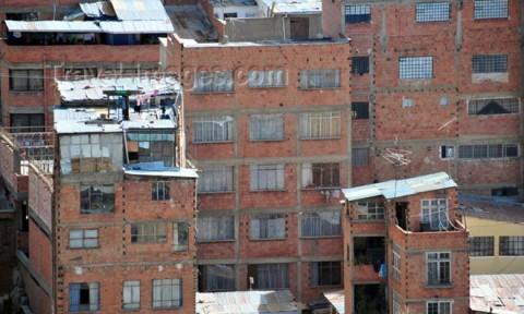 Bolivia quyết định xây dựng 25.000 nhà ở xã hội trong năm 2016
