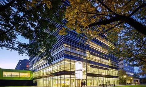 Cấu trúc linh hoạt cho trung tâm giáo dục tại Hà Lan