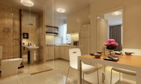 Cách hóa giải phong thủy xấu cho nhà vệ sinh căn hộ chung cư