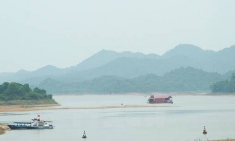 Thành lập BCĐ thực hiện dự án đầu tư Khu du lịch trọng điểm Quốc gia Hồ Núi Cốc